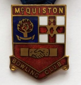 McQuiston Memorial BC - Withdrawal