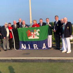 NIBA Flag Unfurling 2019